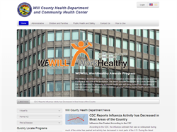 New Website Healthy for Will County Citizens