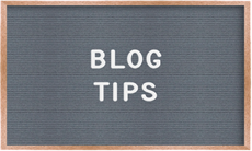 Tips for Better Blogging to Improve Your Website's SEO