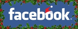 No Place Like Facebook for the Holidays?