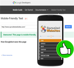 Website Not Mobile Friendly? Now It'll Cost You.
