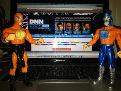 Two More Superheroes Attending #DNNWorld