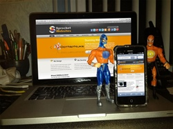 #DotNetNuke Superheroes Take to the Small Screen