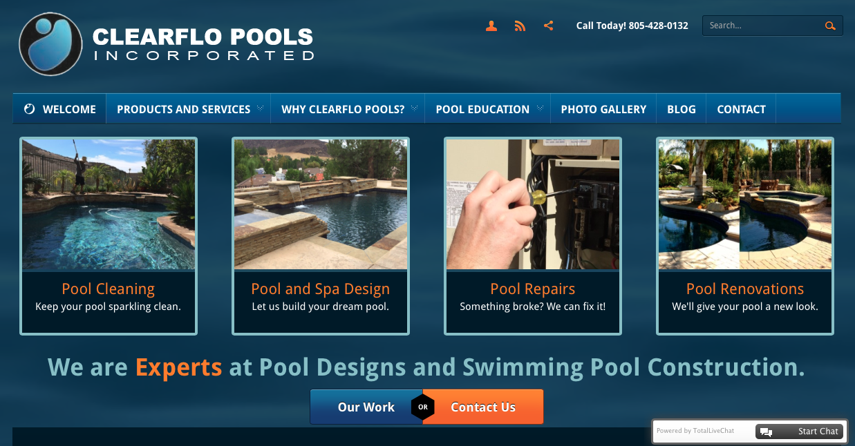 Clearflo Pools